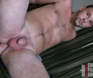 Straight Stud Gets His Tight Hole Cracked Wide Open