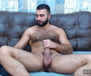 Cock jerk turkish