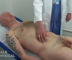Sean OFarrell male physical