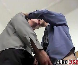 Doctor 18yo Kevin Ateah caught masturbation before bareback 10 min 720p