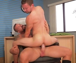 HotHouse Colt Rivers Take Big Cock Up His Ass