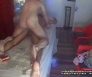 BAREBACK FUCKING MASSEUR TOP GAY by Nudemassage 10 min 720p
