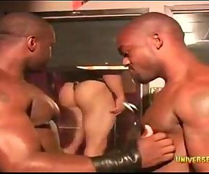 Matt Rush & Marc Williams threesome