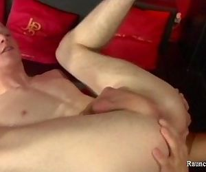 Two Hotties Twink Cant Stop Fucking