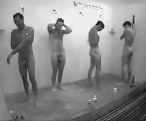 Erection public shower
