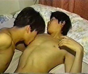 gay -twink asian2 Japanese Boys Fucking Bareback 19m15s