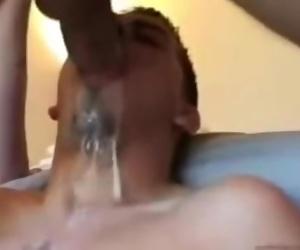 Best Cock Deepthroat Extreme Gag Scenes