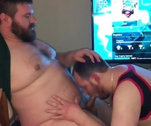 My kinky hot cub: the ever-keen blowjob machine! Best birthday party ever!