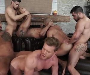 Raw Uncut Orgy