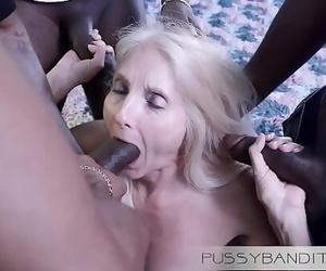 Virgin Leigh Love Big black cock 14 min 1080p