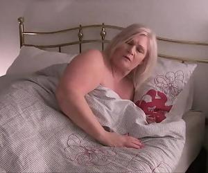 LACEYSTARRI Witnessed Granny Fucking Santa Claus 32 min..