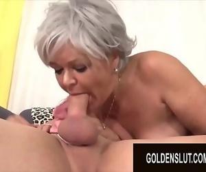 Golden SlutOlder Girls Demonstrate off Their Hard-on..