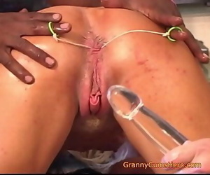 OLD Pussy, Assholes and Nomable Grand Mothers 12 min 720p