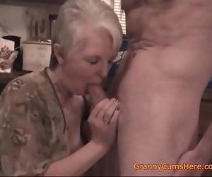 Whoring Granny SLUTS 12 min