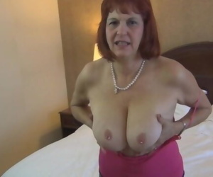 Banging an Older GILF Slut in her Pussy and Ass and..