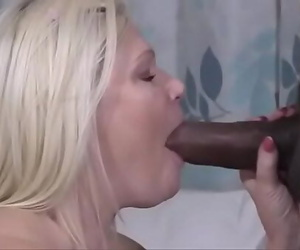 LACEYSTARRGranny Analised By Thick Captured Cock