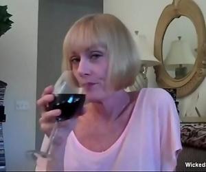 Granny Blowjob Satisfying Result