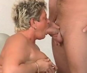 Sexy Grannies in Act