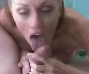 Hot and Firm Pumping Grandmas Hole