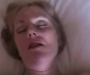 Neurotic Granny Gets Sexual Gratification