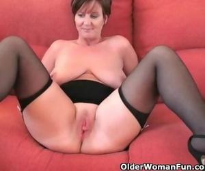 Britians Hottest Grannies Bevy
