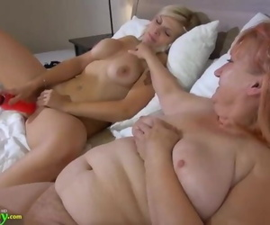 Devours Matures and their Pussies Compilation
