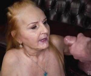 Marianne Facial cumshot