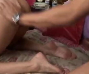 Shy Mature Inexperienced Loves a Sticky Facial cumshot..