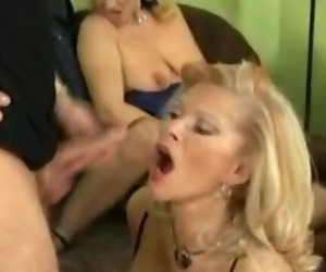 MILF Jizz shot