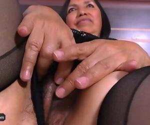 AgedLovE Wild Mature Latina Chick Xxx Hook-up