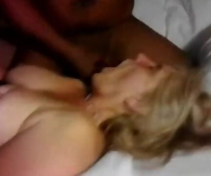 Granny BBC Whore Gang-bang - Facials Edit