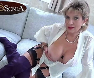 Your Aunt Sonia Enjoys to help you Jerk off your Cock