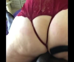 Stepson and Warm Stepmom: her very first Deep Ass hole..