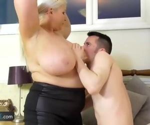 AgedLove Sami and Sam Hardcore Mature