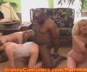 3 NASTY WHORING Grannies HOME Flick
