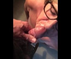 Granny Facial Cum shot Cumshot Compilation
