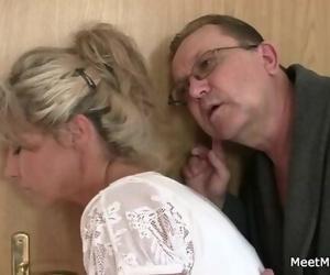 His Parents Tricks her into Hookup
