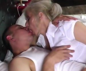Sexiest Gilfs Blow and Fuck Youthfull Dicks
