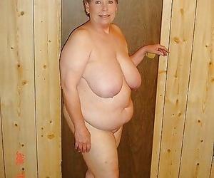 Thick grannie - part 3598