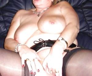 Warm nude granny - part 1585