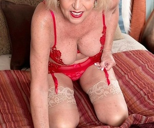 Warm pussy creampie for granny scarlet andrews - part 3587