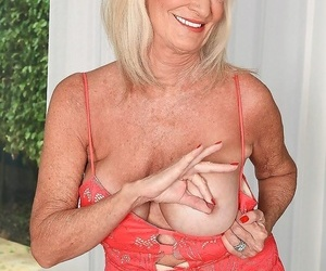 Old french granny leah lamour fucked in hardcore sex pics..