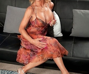 61yearold cara reid takes on some youthfull dick for the..