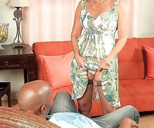 Connie mccoy - connie gets her chocolate fucksicle - part..