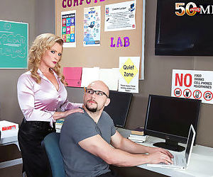 Its an awesome office 3 way for 51 year old amanda..