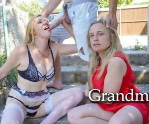 Captured Friday Fucking Discount at GrandMams
