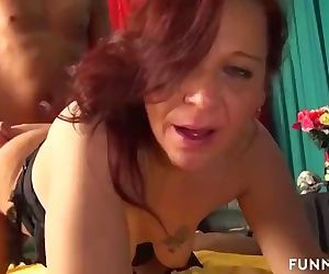 Redhead German Granny