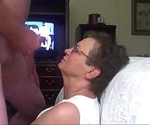 granny facial - 1 min 40 sec