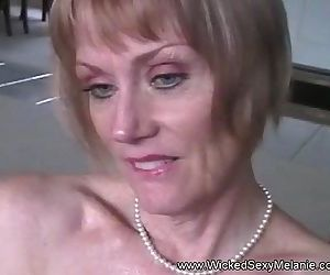 Amateur GMILF Cum Swallower - 8 min
