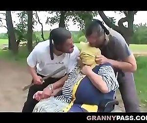 Shut The Fuck Up Granny 8 min